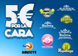 50 premios de 5 Euros en Botemania