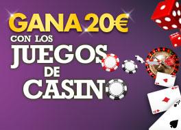 Promoción Botemania Juegos Casino