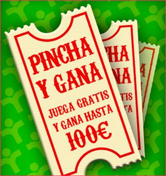 Promoción Pincha y Gana de Binguez