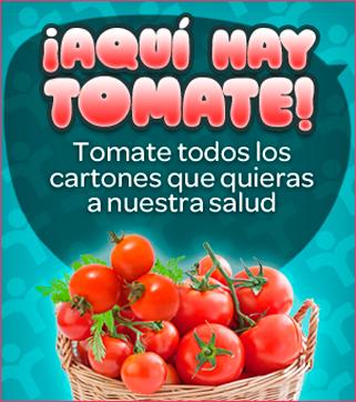 Promoción Tomates de Binguez
